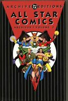 HC DC Archive Edition All-Star Comics Archives Volume 3 - Hardcover JSA 1st 1997