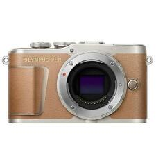 Olympus PEN E-PL9 Mirrorless Camera Body Only - Brown