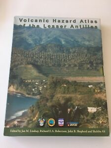 Volcanic Hazard Atlas of the Lesser Antilles (Paperback)
