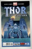 Thor God Of Thunder 4 NM+ 9.6 2nd Printing  Marvel Comics 2014