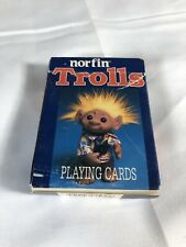 Troll Dolls Playing Cards Complete Deck 1992 Fundex Free Shipping