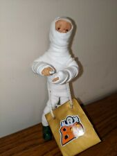 "New ListingSpell Byers Choice Kindles- Mummy 7"" Bendable Halloween Ornament"