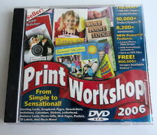 Print Workshop 2006 Limited Edition (PC-CD Rom,2006)
