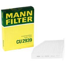 MANN FILTER CU2939 INNENRAUMFILTER POLLENFILTER VW Seat Audi Skoda TDI FSI