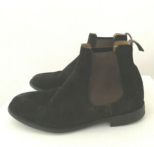 Church's suede boots, brown suede, AU/UK 10.5, US 11.5, EUR 44.5