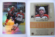1998-99 Topps Gold Label #13 Eric Lindros 1/1 class 2 black 1 of 1 SUPER RARE