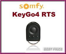 Somfy KeyGo 4 RTS Télécommande, 433.42Mhz rolling code