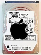 Genuine Apple Laptop 250GB 2.5 inch HDD Macbook Pro SATA A1278 A1286 Warranty
