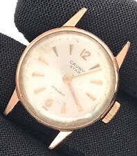 Cauny Star 185-294 Vintage Watch Cal. FHF51 Hand Manual 20,5mm Non Working MAG2