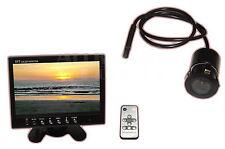 """Auto KFZ Video Rückfahrsystem, Ø23mm Rückfahrkamera + 7"""" TFT LCD Video Monitor"""