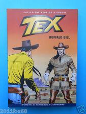bd fumetti tex n. 39 collezione storica a colori buffalo bill fumetti repubblica
