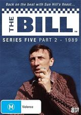 The Bill : Series 5 : Part 2 (DVD, 8-Disc Set) - NEW & SEALED - Damaged Cover