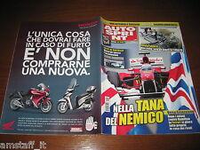 AUTOSPRINT 2010/27=RALLY SAN MARINO ANDREUCCI=ABARTH 500 FIAT=PUBBLICITA' HONDA=
