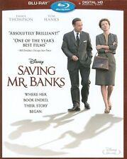 SAVING MR. BANKS****BLU-RAY****REGION FREE****NEW & SEALED