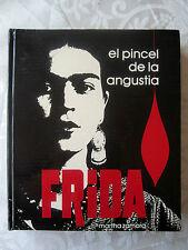 FRIDA EL PINCEL DE LA ANGUSTIA (THE BRUSH OF ANGUISH) Illustrated  ARTIST Mexico