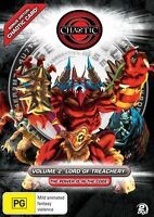 Chaotic Lord Of Treachery Vol 2 (2009 2-Disc Set)  MOVIE PAL DVD NEW SEALED