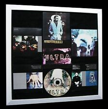DEPECHE MODE+Ultra+BARREL+LTD+GALLERY QUALITY FRAMED+FAST GLOBAL SHIP+Not Signed