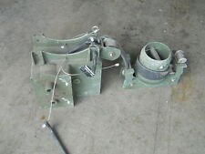 Lifting Winch for Telescoping Mast, Used, Nice, Military Commo Gear