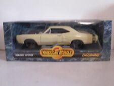 Ertl American Muscle 1:18 1969 Dodge Super Bee Die Cast Metal Car