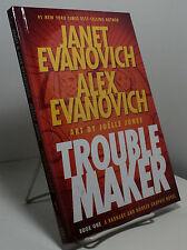 Trouble Maker by Janet & Alex Evanovich - art by Joelle Jones - graphic novel