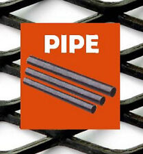 """1/2"""" SCHEDULE 80 SEAMLESS PIPE  X 4'"""