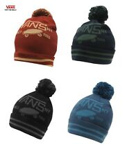 Vans Winter  Mens Womens Pom Pom Bobble Beanie Hat One Size Unisex