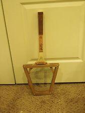 Vintage Bancroft Tournament Billy Jean King by Bancroft Tennis Racquet Wood