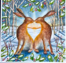 Wendy Andrew greetings card wicca birthday hare pagan loving yule dawn wife