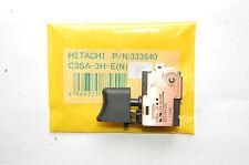 Hitachi commutateur sans fil visseuse perceuse DV14DMR DV18DMR DV 14 DSDL 333640