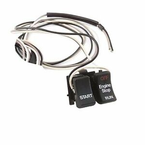 Twin Power - RPLS71589-92 - Stop/Start Switch, Black~