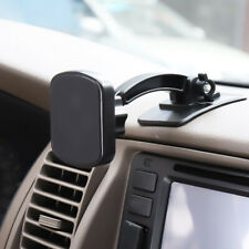 Black Magnetic Gps Phone Holder Mount Stand Car Interior Dashboard Accessories (Fits: Charger)