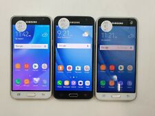 New listing Lot of 3 Samsung Galaxy Prime ATT/Cricket Check IMEI Poor Condition TO-495