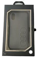 Oficial con licencia de Audi duro caso para Apple iPhone/XS X