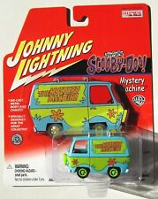 JL 2001 HOLLYWOOD ON WHEELS SCOOBY-DOO MYSTERY MACHINE Rubber Tires #92