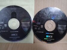 Dracula the last sanctuary (PC CD) Game only, fast shipping