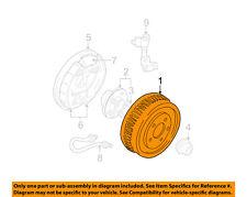 FORD OEM Rear Brakes-Brake Drum YF1Z1V126B