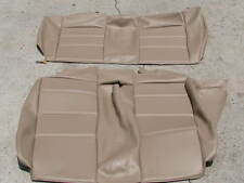 BMW E30 325i 318i 325is REAR SEATS CONVT UPHOLSTERY KIT NATURAL BEAUTIFUL NEW