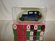 RIO 13 FIAT 508 BALILLA 1932-1937 - BLUE + BLACK 1:43 - EXCELLENT IN BOX