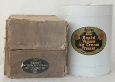 Beldray The Rapid Vacuum Ice Cream Freezer Number 1930 Rare Large Size Number 3