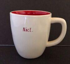 NicE.  Rae Dunn by Magenta Mug Cup NWOT Christmas Red White