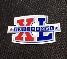 Superbowl 40 Seahawks Steelers Custom Football Helmet Decal Vinyl Sticker XL