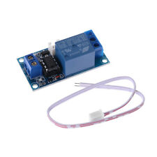 1 Channel 12V Latching Relay Module with Touch Bistable Switch MCU Control