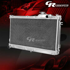 DUAL CORE FULL ALUMINUM RACING 2-ROW RADIATOR 90-97 MAZDA MIATA MX5/MX-5 B6ZE NA