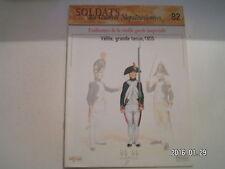 ** DelPrado Soldats Guerres Napoléoniennes n82 Uniformes vieille garde impériale