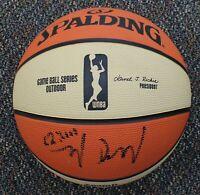 2013 WNBA Champions MINNESOTA LYNX Team Autographed Spalding Basketball