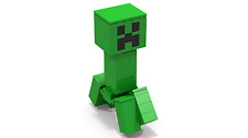 Lego Custom Minecraft Creeper Set by BWTMT Brickworks