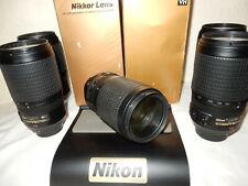 Nikon 70-300mm AF-S VR IF ED G-Lens + Warranty (BOXED + Beautiful)