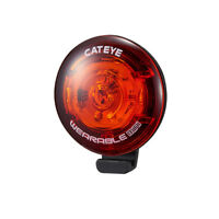 CATEYE Mini Wearable Multi-function Light  Bicycle Light Warning Taillight