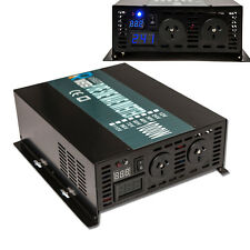 CE EMC Approved 24V to 240V 50HZ 1000W Pure Sine Wave Power Inverter