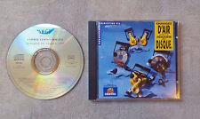 """CD AUDIO /  LA SEMAINE DU DISQUE """"SELECTION VARIÉTÉ  92"""" CD COMPILATION PROMO"""